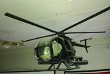 Escala 1/6 maqueta helicoptero - foto