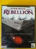 Juego de pc,  rebelion (star wars). - foto