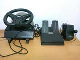 Volante y pedales logig 3 - foto