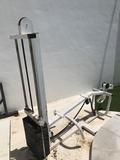 Máquina femoral para  gimnasio - foto