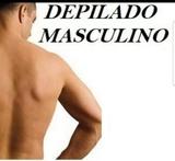 servicio de rasurado depilación hombre - foto
