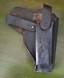 Funda de pistola. - foto
