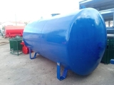 remolque cisterna - foto