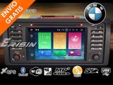 Radio cd Android 8 BMW X5 E53 7\\ - foto