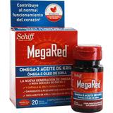 Megared omega 3 aceite de kril 20 capsul - foto