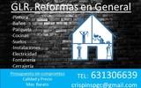 Reforma en general para su hogar - foto