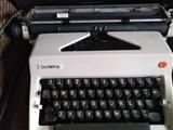 Maquina de escribir Olympia - foto