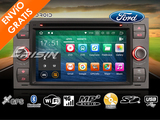 Radio CD ES7866F compatible con Ford - foto