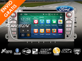 Autoradio ES7809F Ford Android Wifi USB - foto