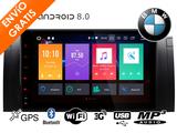 Autoradio bmw x5 e53 hd 9 android 8 wifi - foto