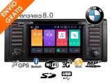 Radio CD Android 8 BMW e39 m5 e38 - foto