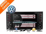 Radio navegador para VW Touareg BT USB - foto