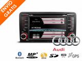 RADIO CD GPS PARA AUDI A3 S3 DVD BT GPS - foto