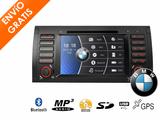 Autoradio BMW X5 E53 Barata GPS DVD BT - foto