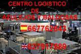 BASE LOGISTICA DE AZULEJOS R: JREU828 - foto