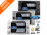 Autoradio Gps para Ford Dvd y Bluetooth - foto