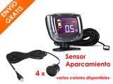 Kit 4 Sensores de Aparcamiento + display - foto