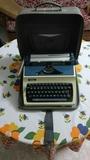 maquina de escribir PORTATIL erika - foto