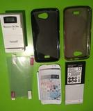 Bq Aquaris 5HD accesorios - foto