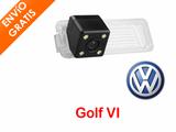 Mini Cámara Aparcamiento Vw Golf VI - foto
