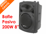 Bafle Pasivo ABS woofer 200mm 100w rms - foto