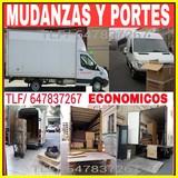 Mudanzas Madrid, Malaga, Sevilla Portes - foto