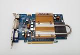 Tarjeta gráfica GeForce 7600 para piezas - foto