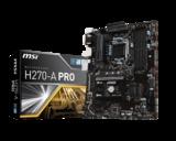 MSI H270-A PRO Mining - foto