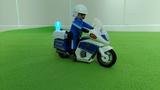 Moto policía playmobil 6923 - foto