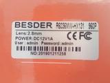 Camara vigilancia CCTV wifi + tarjeta - foto