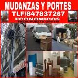 Mudanzas en Madrid economicas - foto