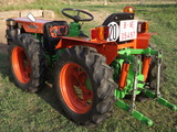 ARADA, FRESADORA Y TRACTOR AGRIA 899 DE - foto