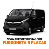 alquiler de furgonetas para pasajeros - foto