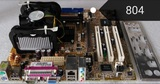 Motherboard ASUS P4V533-MX Socket 478 DD - foto