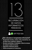Recuperacion de datos informaticos - foto