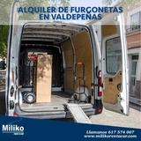 Alquiler de furgones y furgonetas - foto