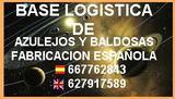 BASE LOGISTICA DE AZULEJOS R: JEWR823 - foto