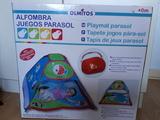 Alfombra juegos parasol Olmitos - foto