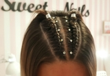 peinados, recogidos y trenzas Alicante - foto