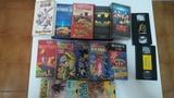 Cintas de VHS a tratar - foto