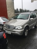Mercedes ml 270 cdi - foto