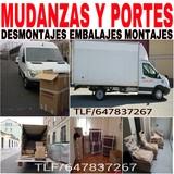 Mudanzas,,  Madrid para todo el Levante - foto