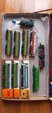 Trenes eléctricos (escala N) - foto