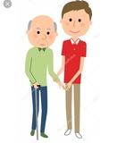 Chico para cuidado de adultos mayores - foto