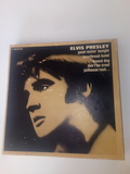 Elvis Presley muñeco y cassette - foto