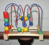 Juego de laberinto niños - foto
