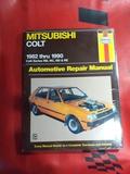 Mitsubishi colt 1982/1990 - foto
