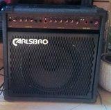 Ampli Guitarra 100w Carlsbro Rebel Twin - foto