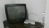 Tv philips 20pt1553/00+ dvd jvc - foto