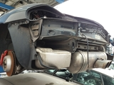 Porsche boxster  capota despiece - foto